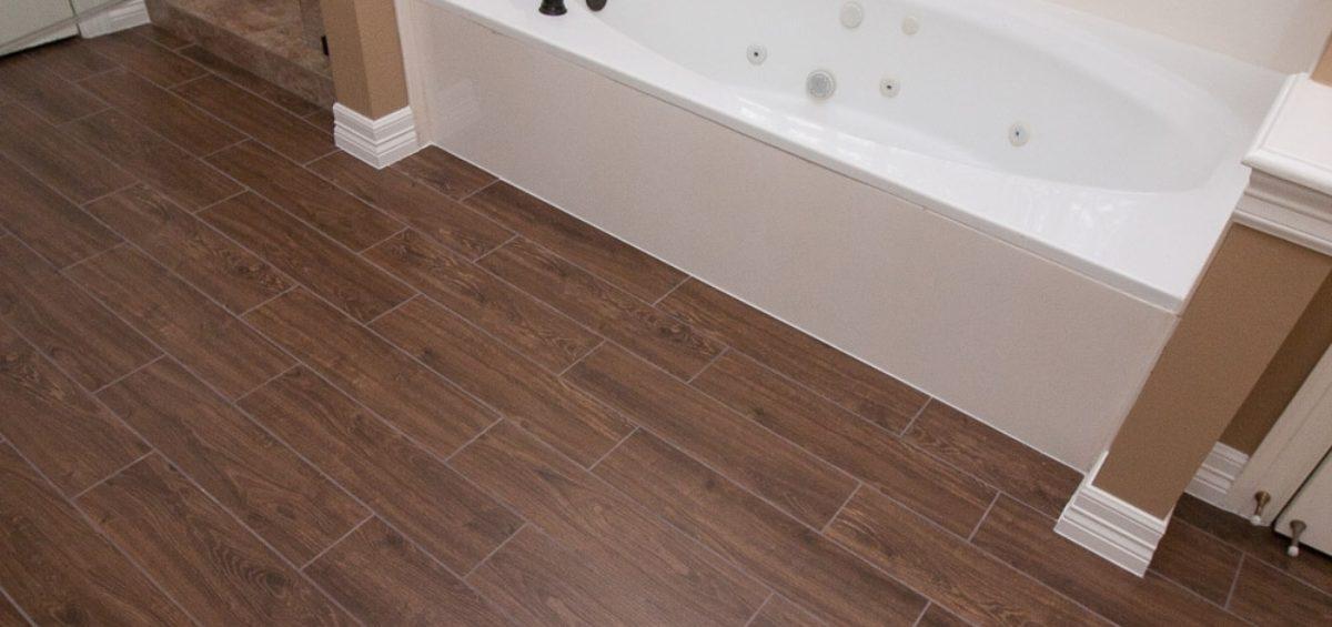 Wood-look Tile| Porcelain Tile | Madison WI | Molony Tile
