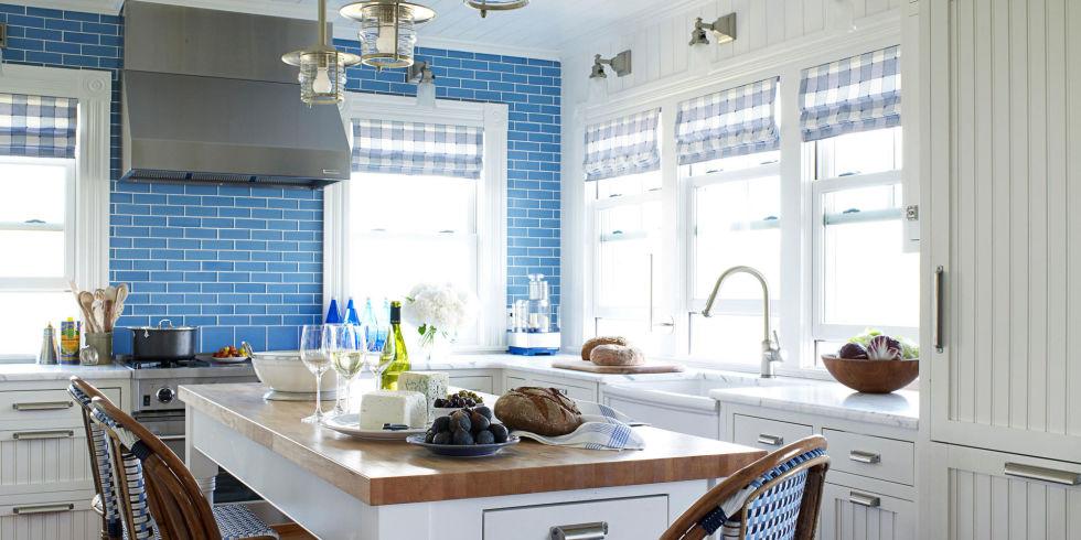 Expanded Selection of Backsplash Tiles Enlivens Kitchen Designs