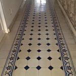 Madison WI - Tile Hallway Floor - Molony Tile