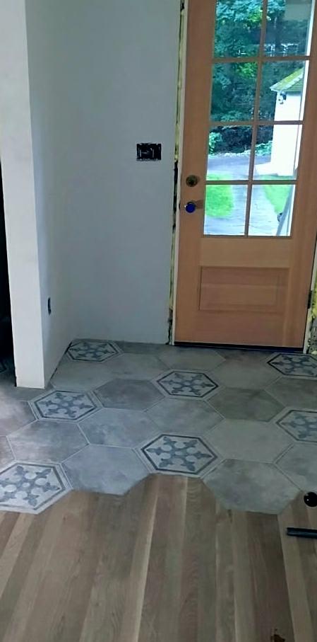 Tile Floor Design Madison Wi Molony